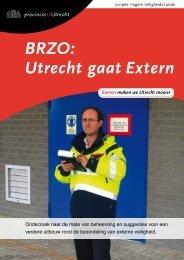 Download de scriptie 'BRZO: Utrecht gaat Extern' - LATrb - Home