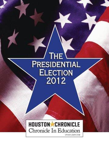 The Presidential Election 2012 The Presidential Election 2012