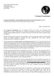 Certamen Franckianum - Latina August Hermann Francke