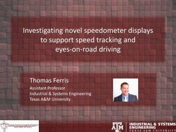 presented - Texas A&M University
