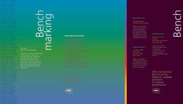 brochure 'VNG International benchmarking'.