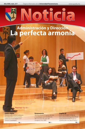 La perfecta armonía - Universidad Panamericana