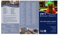 Annual Report - Welland Public Library