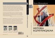 HISTORIA EGZYSTENCJALNA - Historia i Media
