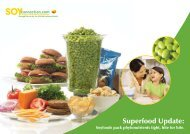 Superfood Update (Soy Packs Nutrients Tight) - SoyConnection.com