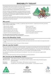 Brief LGA Checklist