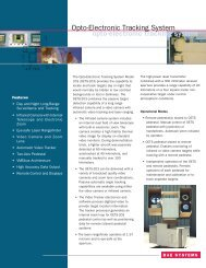 Opto-Electronic Tracking System OETS-203 (.pdf)
