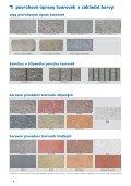 CENÍK opěrných zdí - KB - BLOK systém, sro - Page 2