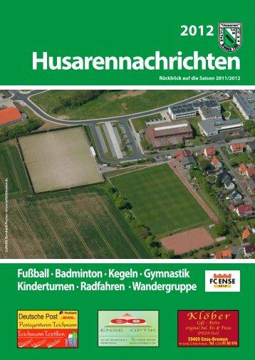 Husarennachrichten 2012 - TuS Bremen