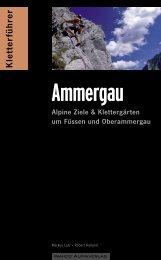 Ammergau - panico.der Alpinverlag