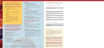 MeMbership ApplicAtion: MeMbership beneFits ... - Heard Museum