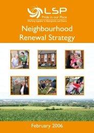 Neighbourhood Renewal Strategy - Basingstoke and Deane ...