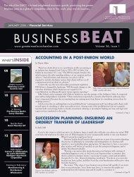 January - Madison Magazine