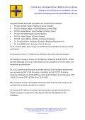 FONDATION POUR LE DEVELOPPEMENT DE LA ... - FDIME - Page 2
