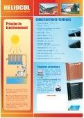 Le capteur solaire de piscine HELIOCOL - Page 2