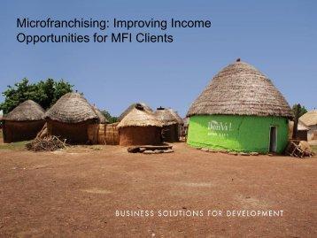 J_ Fairbourne - Micr.. - Global Microcredit Summit 2011