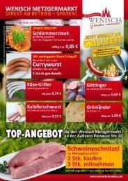 DIREKT AB BETRIEB — SPAREN! A A - Wenisch