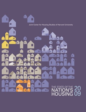 NatioN'S HoUSiNg - Joint Center for Housing Studies - Harvard ...