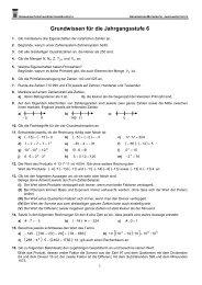 Klasse 6 - Aufgaben.pdf - GCE Bayreuth
