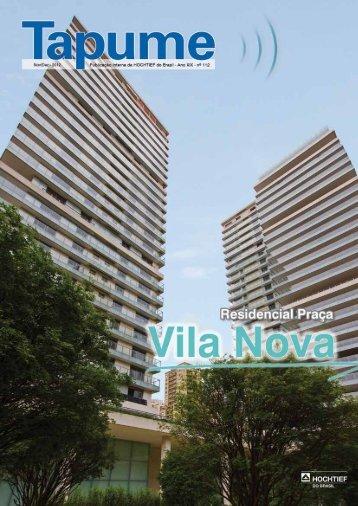 Nova Série: Construindo o Futuro - HOCHTIEF do Brasil