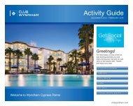 Greetings! - Wyndham Vacation Resorts