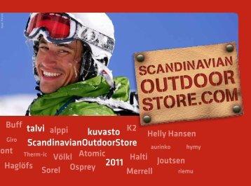 2011 talvi kuvasto ScandinavianOutdoorStore