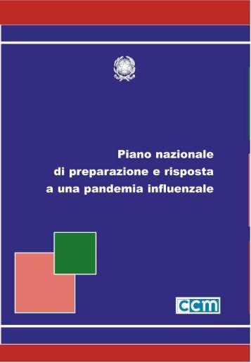 Piani pandemici nazionali - EpiCentro - Istituto Superiore di Sanità