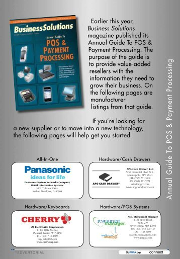 BSM's Guide to POS & Payment Processing - Retail Solutions ...