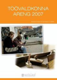 TÖÖVALDKONNA ARENG 2007 - Sotsiaalministeerium