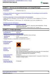 4746 TEKNOPOX AQUA V A TM-1138_72 (Swedish (SE)) Teknos ...