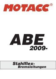 Stahlflex- - Polo Motorrad