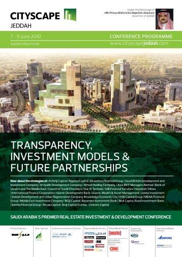 Cityscape Saudi Arabia 2010 - John A. Sandwick