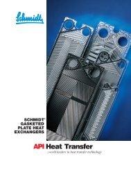 Schmidt Bretten Plate Heat Exchangers - Process