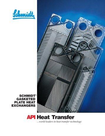 Schmidt Bretten Plate Heat Exchangers - Process