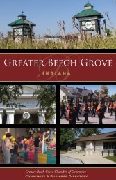 B Greater Beech Grove - Countywide Guides & Maps