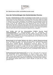 Mitteilungen vom 16.03.2012 [PDF, 28.0 KB] - Knonau
