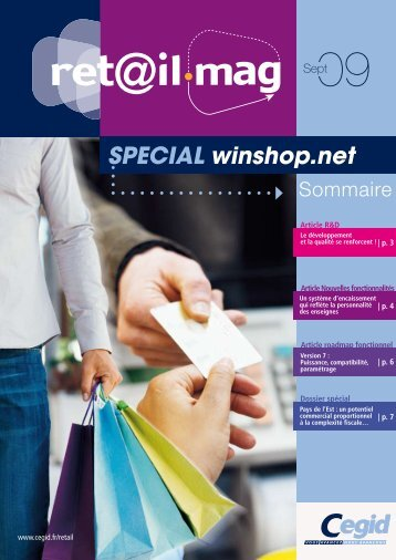 SPECIAL winshop.net - Cegid.fr