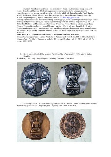 wersja do druku - Muzeum Azji i Pacyfiku