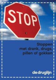 Stoppen met drank, drugs, pillen of gokken - Vad.be
