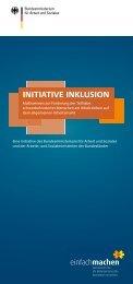 Initiative Inklusion - HSGB