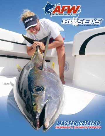 Download PDF Catalog - Merrick Tackle