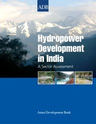 Hydropower Development in India - Circle of Blue