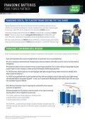 Battery Catalogue - Panasonic Batteries - Page 2