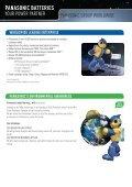 Battery Catalogue - Panasonic Batteries - Page 4