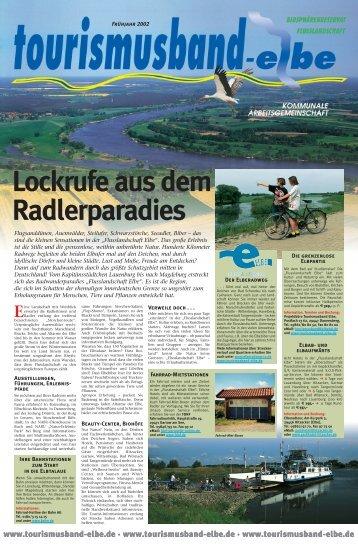 Bel.Zeitung 1/02 - Tourismusband Elbe