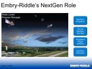 NextGen Program Update