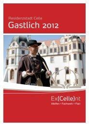 Gastlich 2012 - Tourismus Region Hannover eV