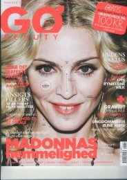 go beauty artikel maj 2011.pdf - Nyt Smil