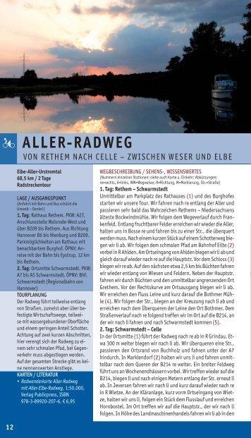 ALLER-RADWEG - Tourismus Region Hannover eV