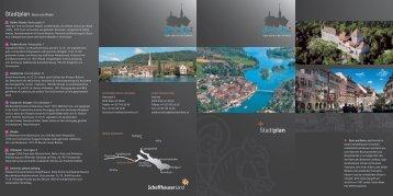 Stadtplan - Stein am Rhein